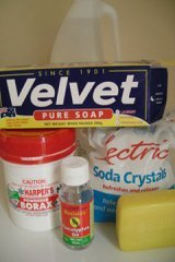 Here it is, your first 5 organic cleaning products. They will cover the majority of cleaning jobs around your home.