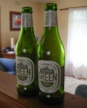 Cascade Green, carbon neutral beer is here!