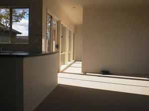 Let the light in- a good example of sustainable construction principles at work.