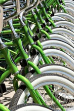 Bike sharing coming to Melbourne in 2010.