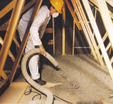 Different types of insulation have different applications, depending on the building materials being used and the climate.