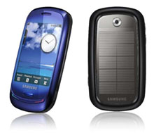 Solar powered phones are increasing in popularity, but how effective are they really?