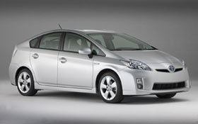 The new 2010 Prius is now available in Australia