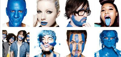 Celebrities already photographed for the Oxfam, Blue in the Face summer campaign 2009.