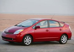 The Toyota Prius 2007- touring edition model